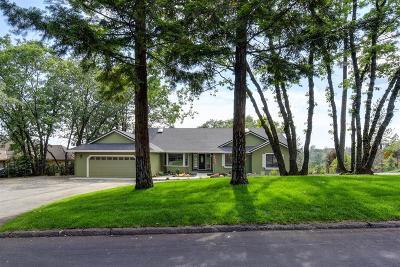 Foresthill Single Family Home For Sale: 6550 Longridge Court