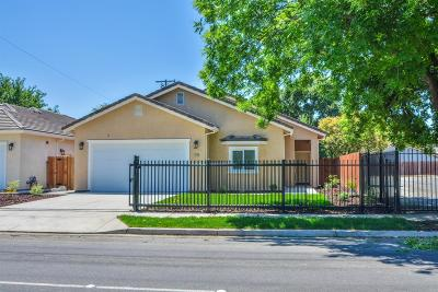 Stockton Single Family Home For Sale: 1714 East Harding Way