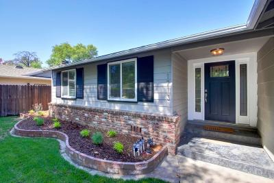 Sacramento Single Family Home For Sale: 1713 Devonshire Road