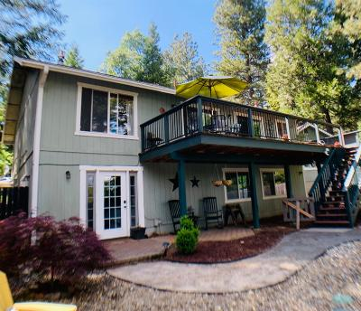 Nevada City Single Family Home For Sale: 12768 Summit Ridge