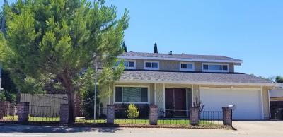 Citrus Heights Single Family Home For Sale: 8456 Ponticelli Way