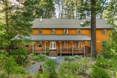 Nevada City Single Family Home For Sale: 15342 Banner Lava Cap