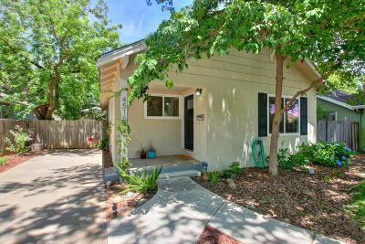 Sacramento Single Family Home For Sale: 4515 U Street
