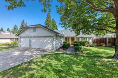 Rancho Murieta Single Family Home For Sale: 110 Ferrera Drive