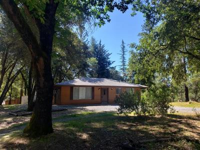 El Dorado County Single Family Home For Sale: 5405 Whitney Court