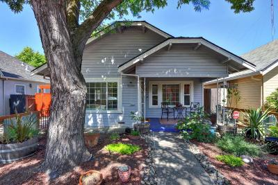 Sacramento Single Family Home For Sale: 1558 33rd Street