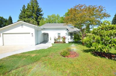 Citrus Heights Single Family Home For Sale: 8313 Conover Drive