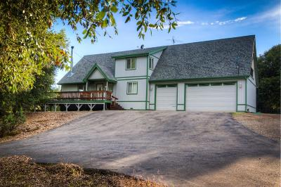 El Dorado Single Family Home For Sale: 3560 Majestic Trail