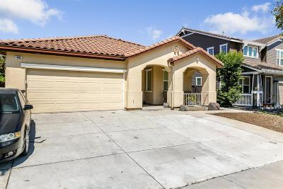 Tracy Single Family Home For Sale: 4695 Citrus Way