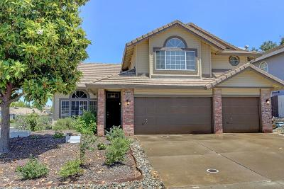 Rocklin Single Family Home For Sale: 5601 Onyx Drive