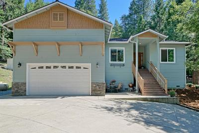 El Dorado County Single Family Home For Sale: 4128 Sierra Springs