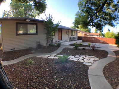 Orangevale Single Family Home For Sale: 7348 Walnut Ave