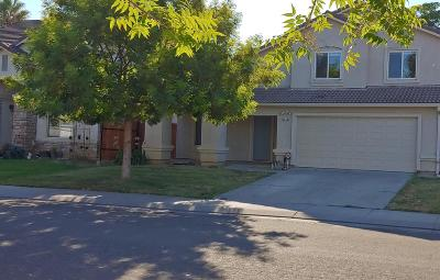 Stockton Single Family Home For Sale: 3618 Tom Lane