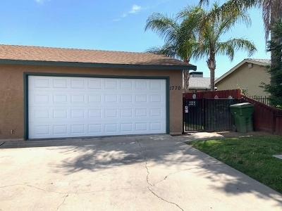 Turlock Single Family Home For Sale: 1770 Fulkerth