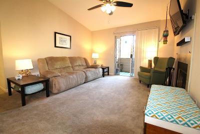 Rancho Cordova Condo For Sale: 11150 Trinity River Drive #128