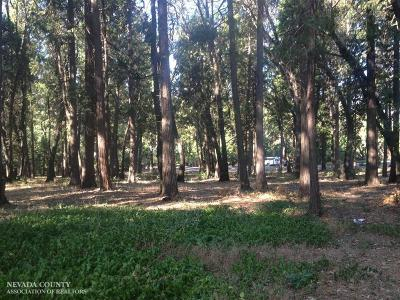 Grass Valley Residential Lots & Land For Sale: 13004 Somerset Drive