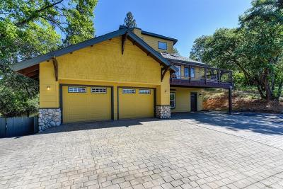 Colfax Single Family Home For Sale: 1339 Ponderosa Court