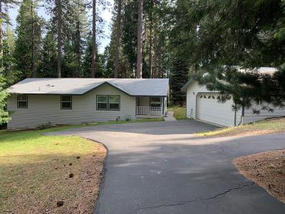 Grizzly Flats Single Family Home For Sale: 10122 Grizzly Flat Road