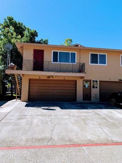 Rancho Cordova Condo For Sale: 10831 Coloma Road #4