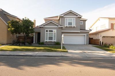 Tracy Single Family Home For Sale: 2161 Tennis Lane