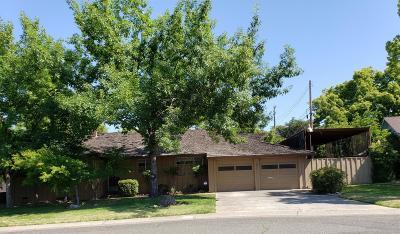 Sacramento Single Family Home For Sale: 2981 Armstrong Drive