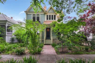 Sacramento Single Family Home For Sale: 2321 O Street