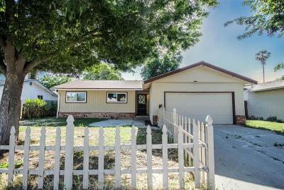 Modesto Single Family Home For Sale: 1825 Manzanita Drive