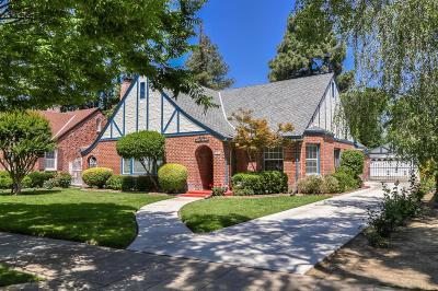 Stockton Single Family Home For Sale: 1711 West Walnut Street