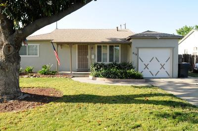 Modesto Single Family Home For Sale: 819 Loletta