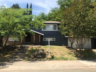 Carmichael Single Family Home For Sale: 4849 Marietta Way