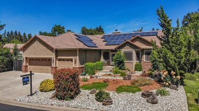 El Dorado Hills Single Family Home For Sale: 3774 Waldwick Circle