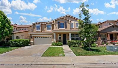Stockton Single Family Home For Sale: 6115 Silveroak Circle #CI