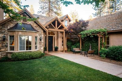 Foresthill Single Family Home For Sale: 19640 Eagle Ridge Road