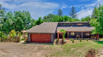 Placerville Single Family Home For Sale: 3426 Rebel Ridge Lane