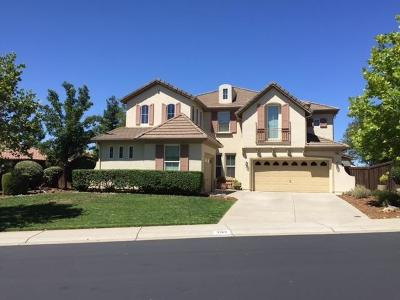 El Dorado Hills Single Family Home For Sale: 3160 Montrose Way