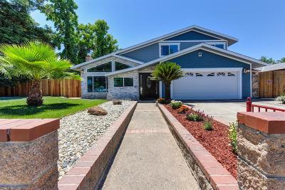 Sacramento Single Family Home For Sale: 9672 Allegheny Drive
