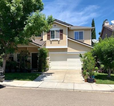 Tracy Single Family Home For Sale: 1945 Calaveras Court