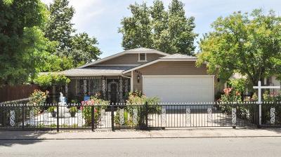 Stockton Single Family Home For Sale: 8933 Kelley Drive
