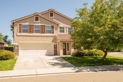Stockton Single Family Home For Sale: 6307 Antler Court