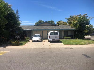 Rancho Cordova Multi Family Home For Sale: 10913 Gadsten