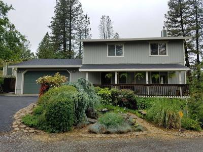 Colfax Single Family Home For Sale: 25995 Rollins Lake Road