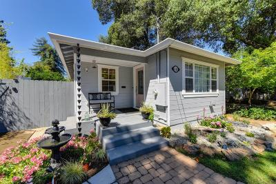 Folsom Single Family Home For Sale: 630 Sibley Street