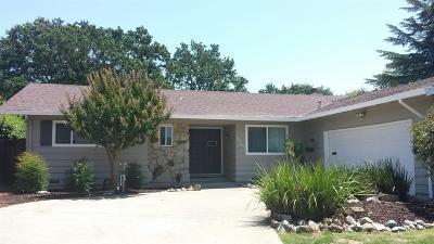 Sacramento Single Family Home Contingent: 7307 Farm Dale Way
