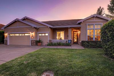 Rocklin Single Family Home For Sale: 3680 Coldwater Drive