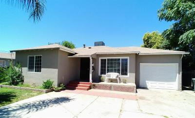 Merced Single Family Home For Sale: 1851 Carol Avenue