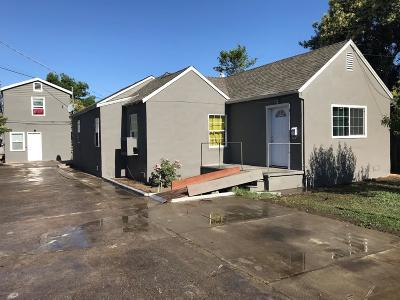 Lodi Multi Family Home For Sale: 815 South Washington Street