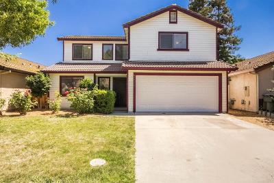 Modesto Single Family Home For Sale: 3116 Golden Eagle Lane