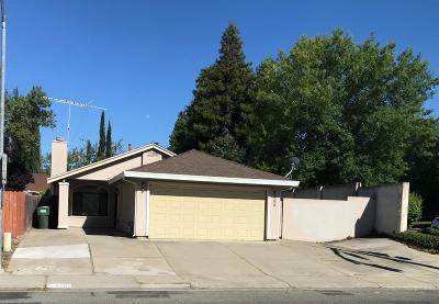 Antelope Single Family Home For Sale: 8200 Northam Drive