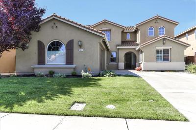 Stockton Single Family Home For Sale: 1540 Oaktree Lane