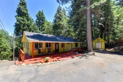 El Dorado County Single Family Home For Sale: 105 Bonnie Court